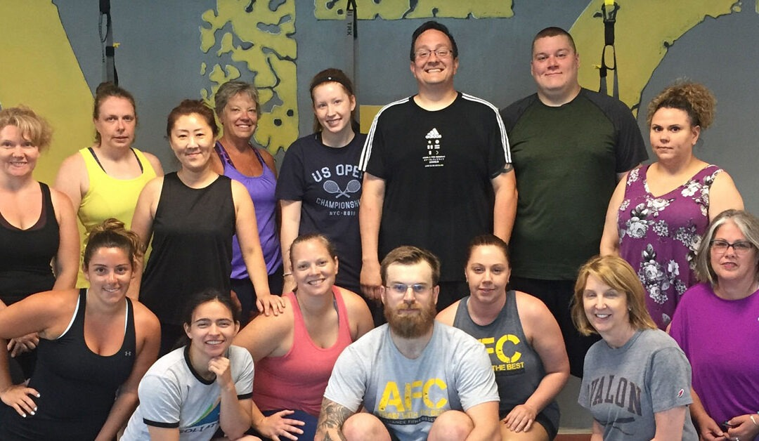 Our Group Fitness Community Can Help You Work Towards Your New Year's Resolutions