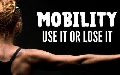 "The ""Use It or Lose It"" Principle and How It Assists with Injury Prevention"
