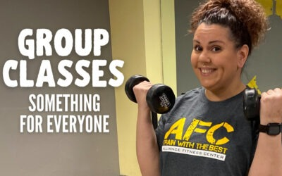 A Variety of Group Fitness Classes – Something for Everyone's Style!