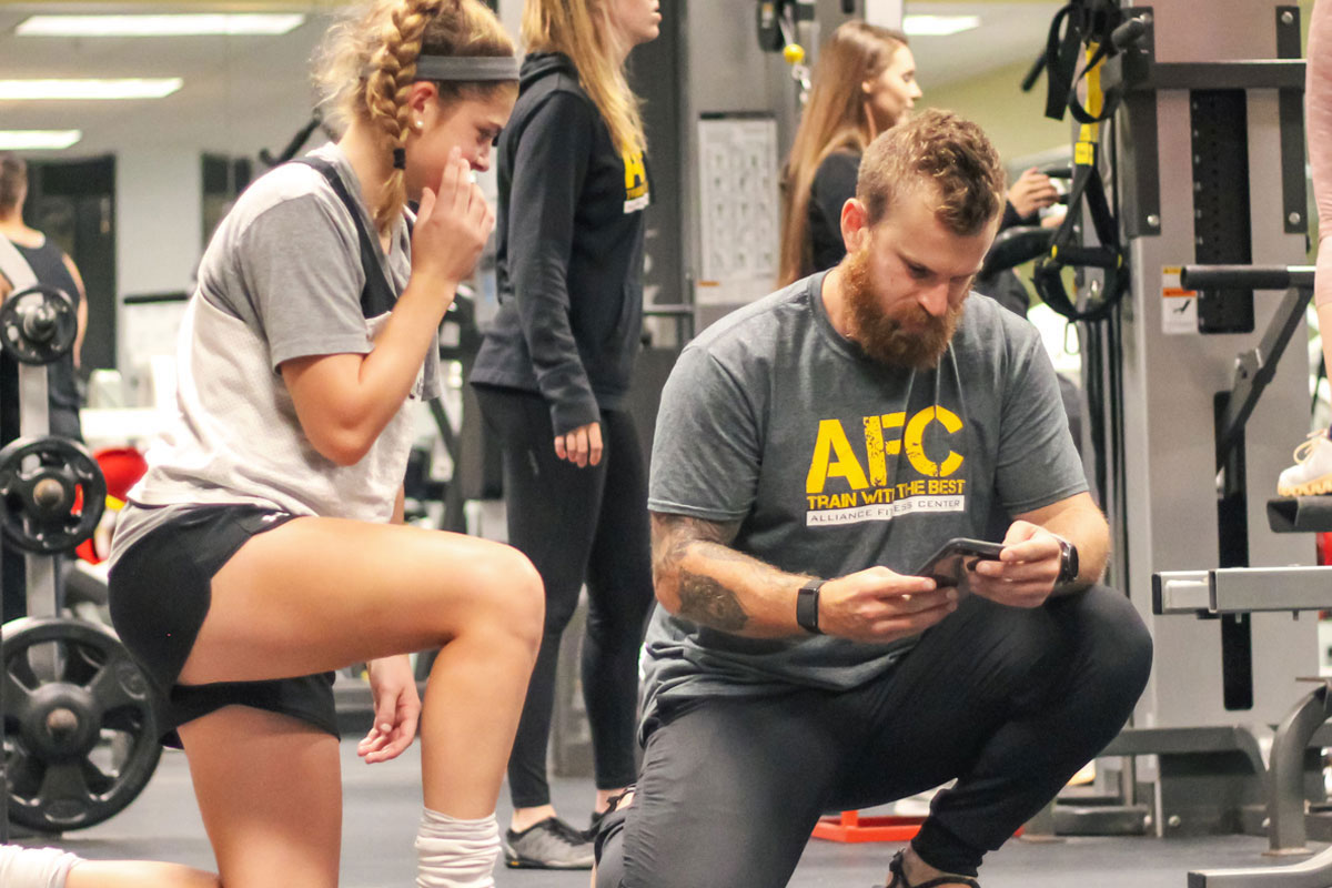 Alliance Fitness Center Reading PA