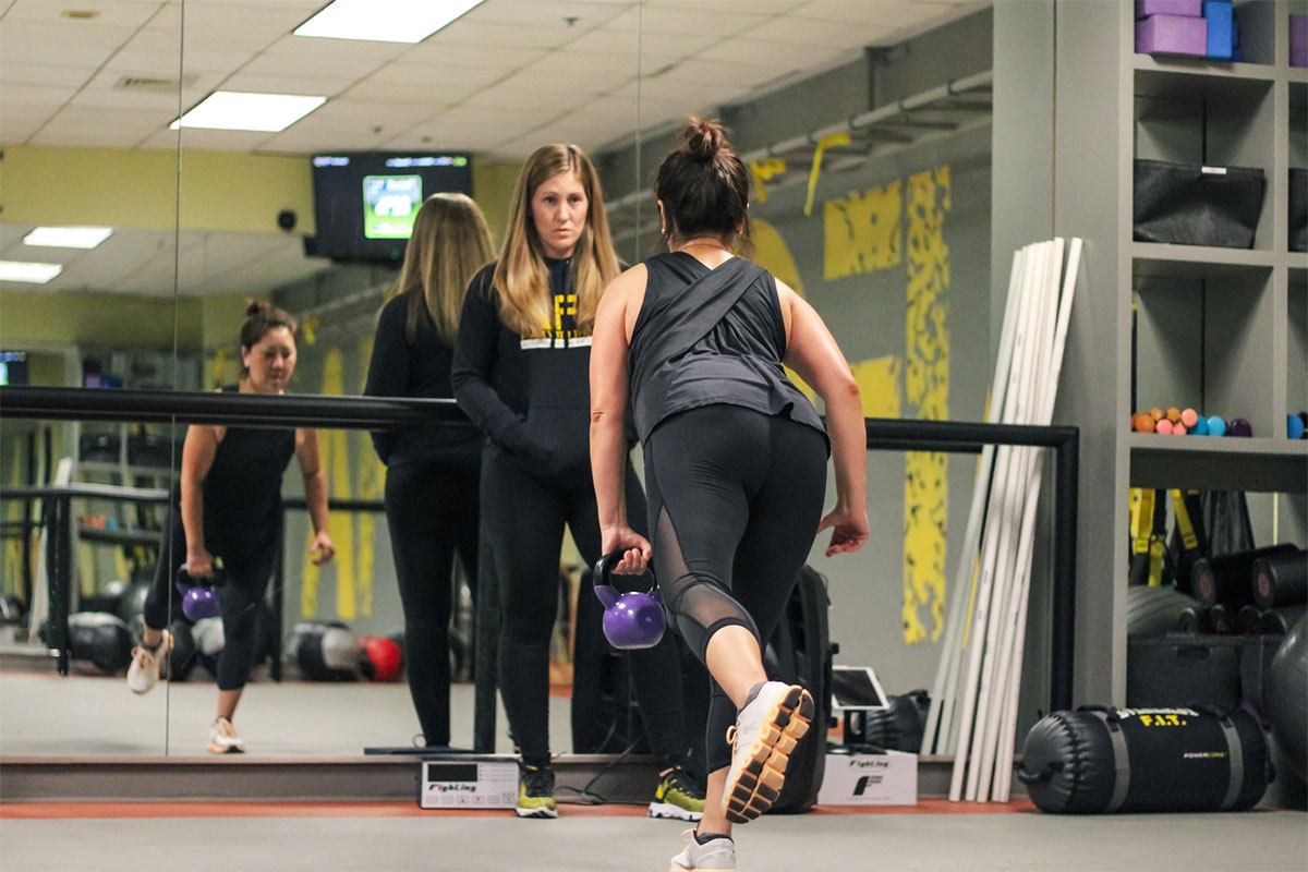 Personal Training Alliance Fitness Center Reading PA