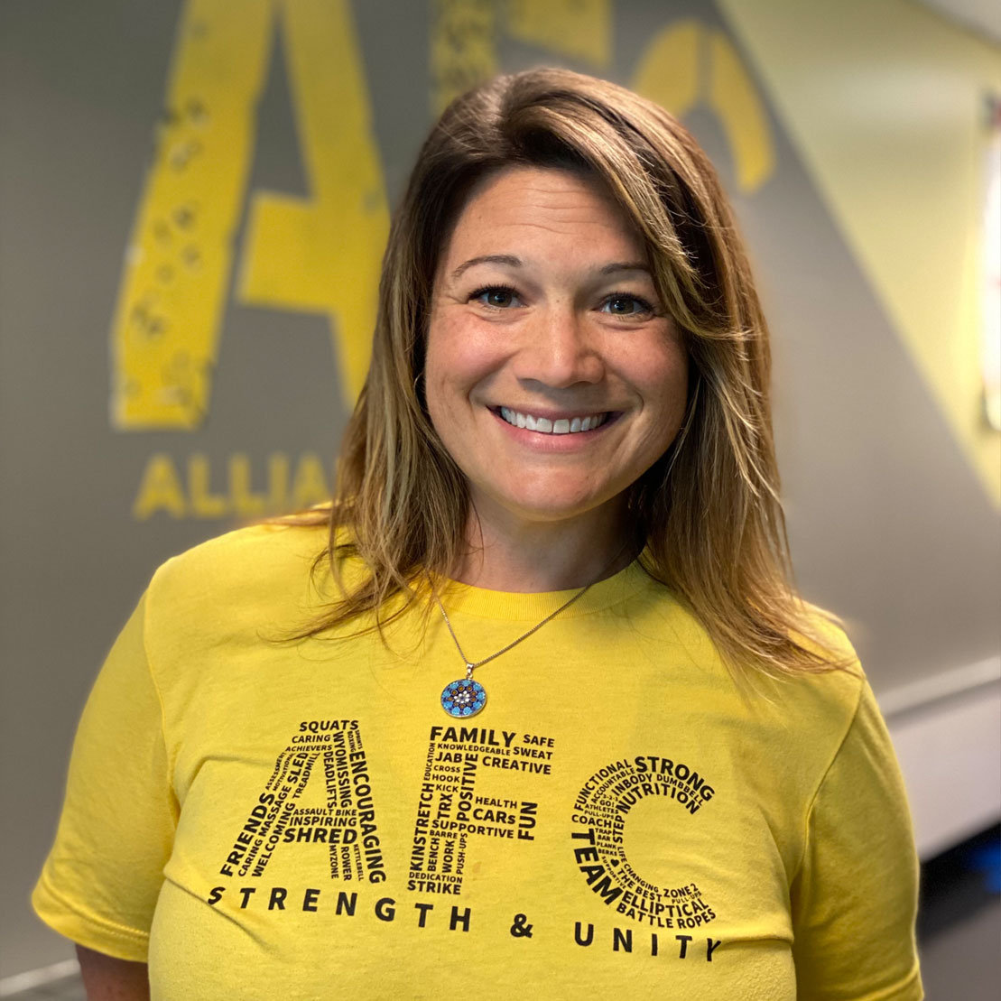 Claire Farrar Alliance Fitness Center