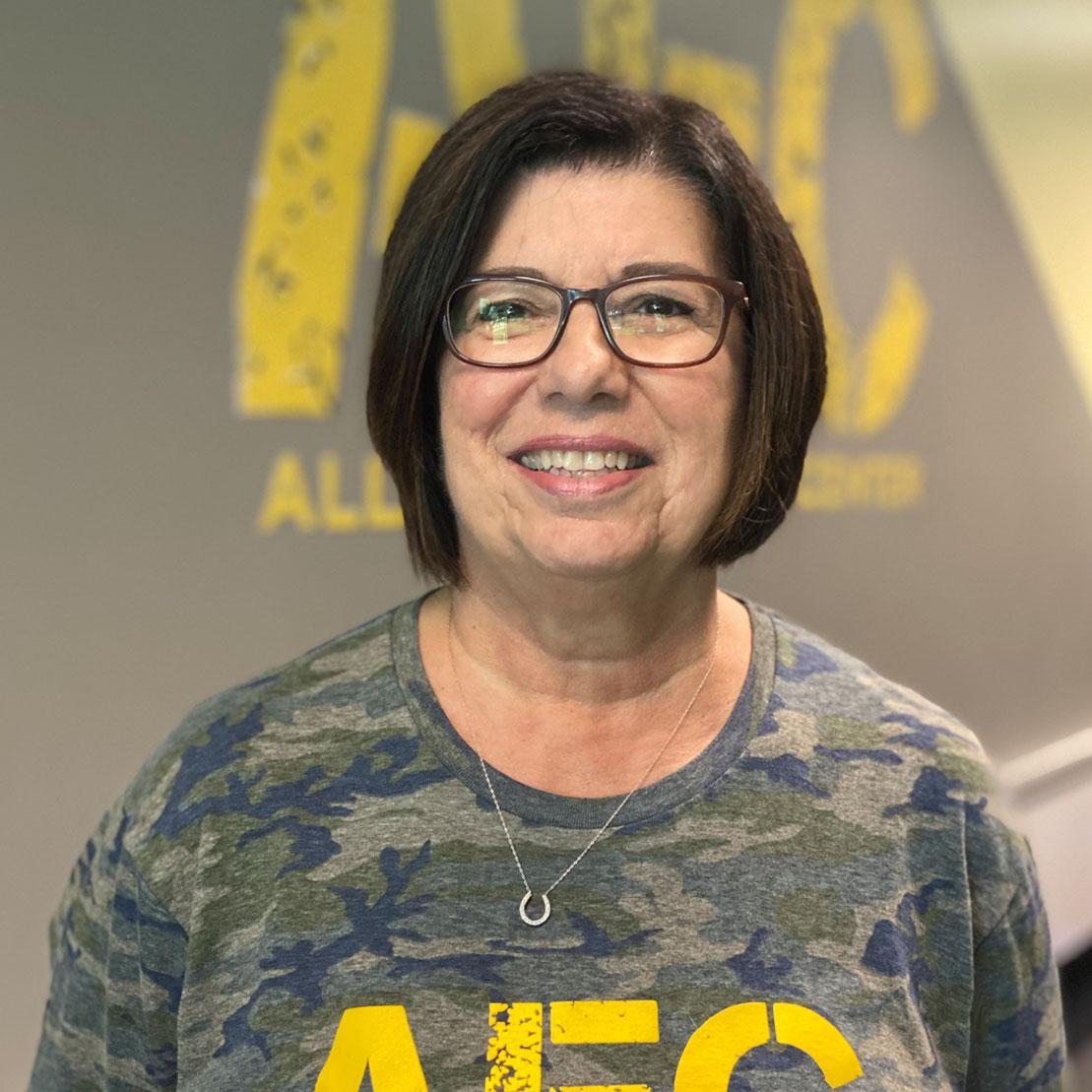 Kathi Gassert Alliance Fitness Center