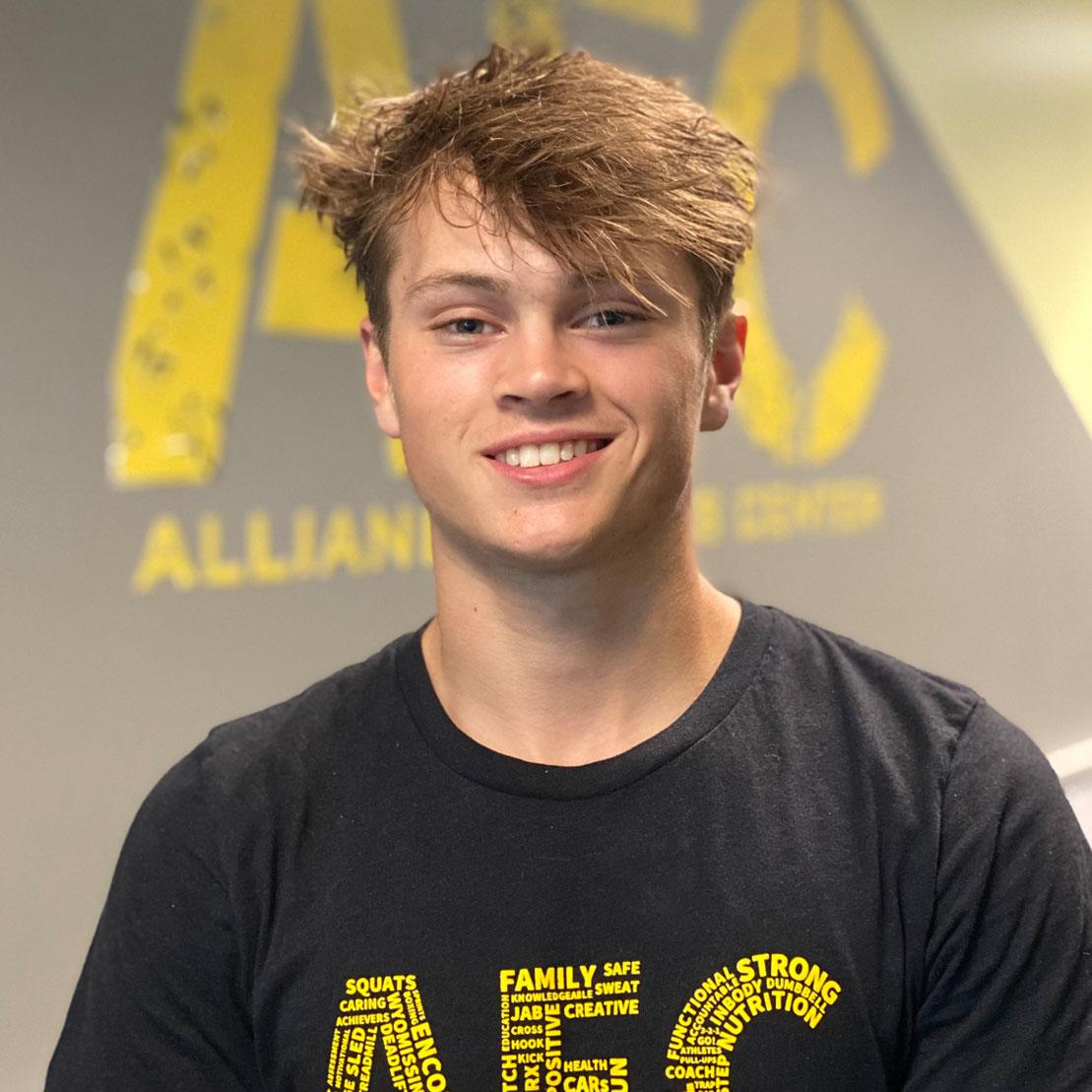 Luke MacDonald Alliance Fitness Center
